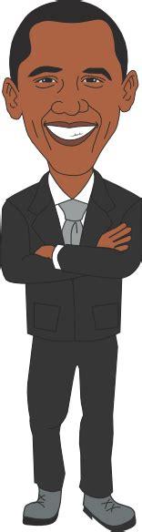 president obama clip art  clkercom vector clip art