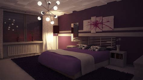 15 Ravishing Purple Bedroom Designs  Home Design Lover
