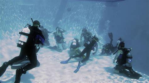 naui scuba diving certification gear  poseidon
