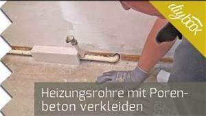 Heizungsrohre Verkleiden Altbau : heizungsrohre verkleiden video anleitung vom maurer trockenbau ~ Frokenaadalensverden.com Haus und Dekorationen