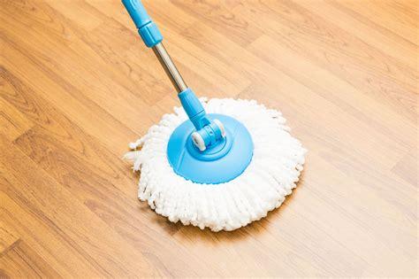 clean vinyl floors  tricks