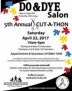 Do & Dye Salon Cut-A-Thon | Kennedy Krieger Institute