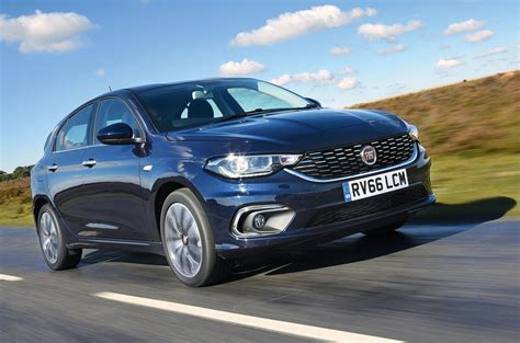 Fiat Tipo Review (2018) | Autocar
