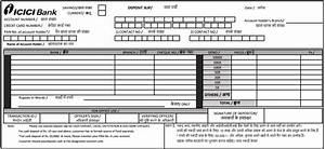 bank deposit slip bank deposit slips pinterest bank With withdrawal slip template