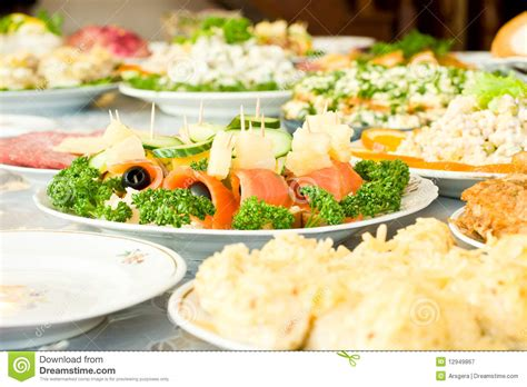 canape banquette canape banquet in the restaurant royalty free stock