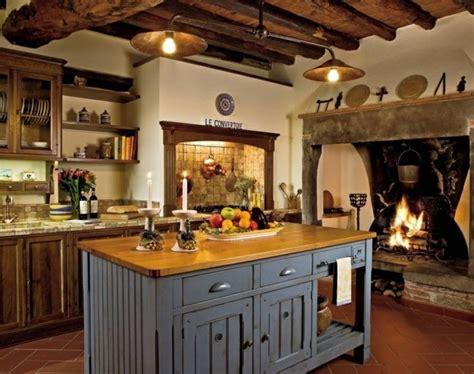 cuisine rustique et moderne 10 exemples représentent la cuisine moderne rustique