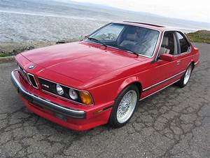 1988 Bmw M6 - Pictures