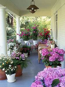 Virtually decorate a room front porch container gardens