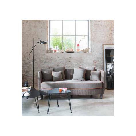 coussin assise canapé canapé yoko 170 cm avec coussin d 39 assise cat b intérieur 202