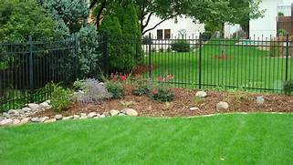 Engaging Simple Landscaping Ideas On A Budget For Backyard Landscaping The Simple Landscaping Ideas For Front Yard Pictures Easy Simple Simple Front Yard Landscaping Ideas Yard Second Front Yard For The Elegant Front Yard Design Easy Simple Landscaping