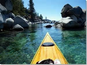 South Lake Tahoe Kayaking