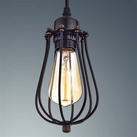 Claxy Ecopower Vintage Style Industrial Hanging Light