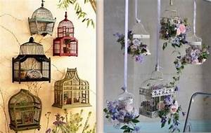Pinterest Deco Noel Recup : id es r cup et d co cages oiseaux ~ Zukunftsfamilie.com Idées de Décoration