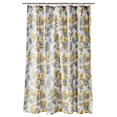 yellow gray curtains target 17 best images about bathroom redesign on