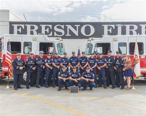 fresno fire department training city  fresno
