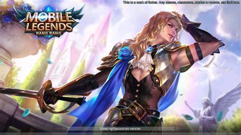 New Heroes Lancelot Mobile Legends