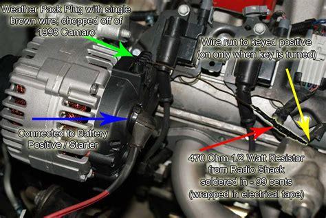 new school alternator to old school ls1tech camaro and firebird discussion