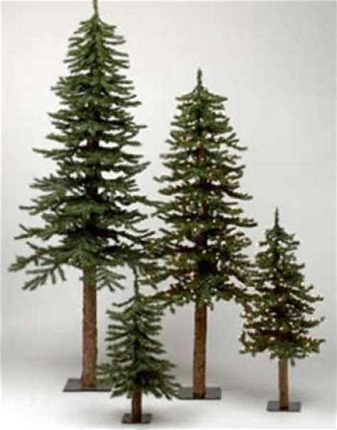 6 ft alpine country tree trees and toppers and winter