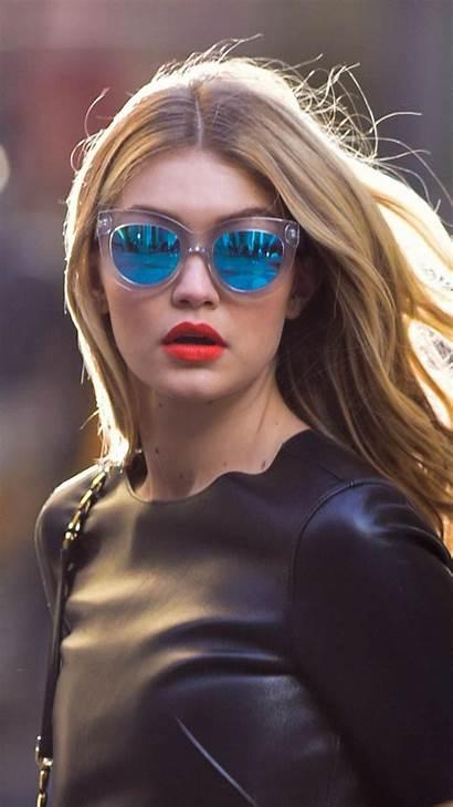 Gigi Hadid Famous Celebrity 4k Cosmopolitan Sunglasses