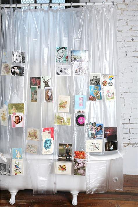 Pockets Shower Curtain   HolyCool.net