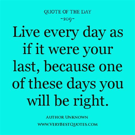 Life Quotes Of The Day Your Quotes Of The Day Image Quotes At Hippoquotes Com