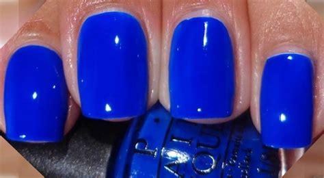 Blue Nail Polish-tiffany, Light, Royal, Navy, Baby, Matte
