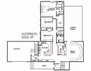 House Plans and Design: Contemporary House Plans Under
