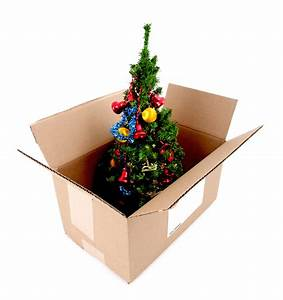 Our totally painless guide to packing up holiday decor