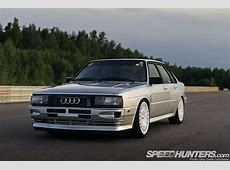1984 Audi 80 quattro Widebody German Cars For Sale Blog