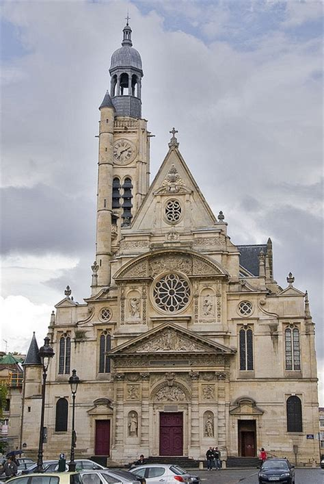 201 tienne du mont is a church in