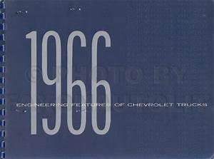 1966 Chevelle  U0026 El Camino Assembly Manual Reprint