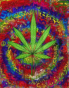 420 Weed Graphics
