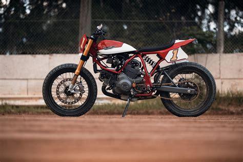Fuller Moto Ducati Pro Street Tracker