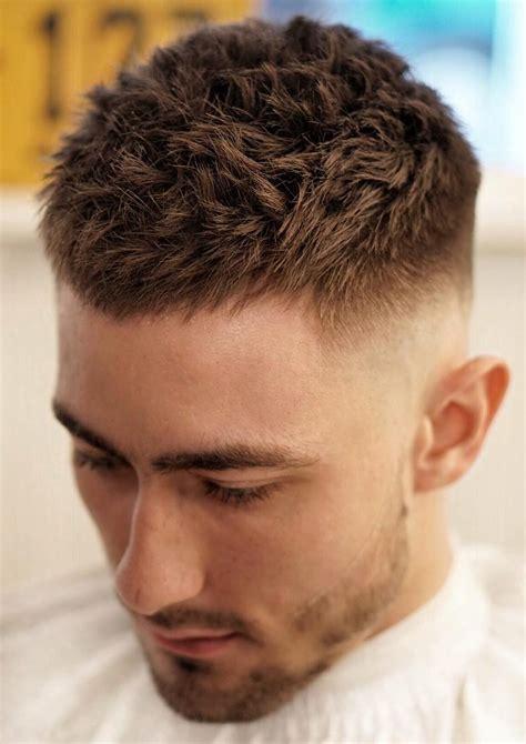Mens Short Haircuts For 2017