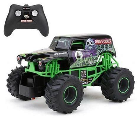 monster jam toy trucks for sale cool new grave digger rc remote control truck monster jam