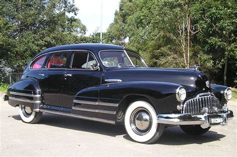 Buick Special Series 40 Sedan (RHD) Auctions - Lot 23 ...