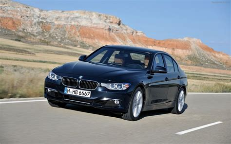 Bmw 3 Series 2012 Widescreen Exotic Car Wallpapers #20 Of
