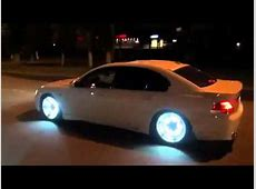 Aros de rodas iluminados por leds YouTube