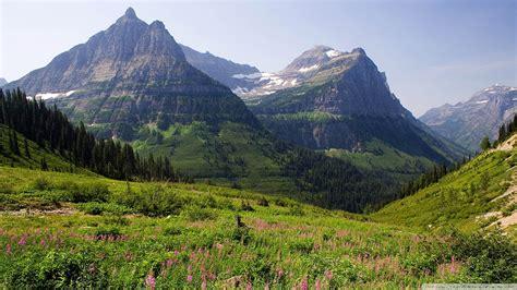 Mountain Pasture 4K HD Desktop Wallpaper for 4K Ultra HD