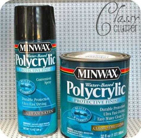 spray paint furniture easy steps tip junkie
