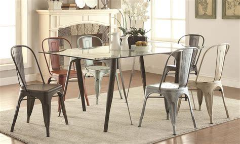 Bellevue Rectangular Dining Room Set W/ Chair Choices