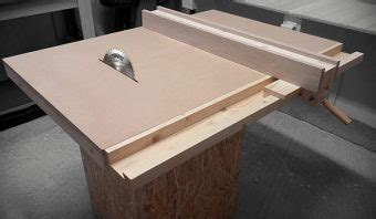 table  fence system woodworking blog