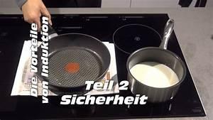 Kochen Mit Induktion : kochen mit induktion der test teil 2 die sicherheit youtube ~ Watch28wear.com Haus und Dekorationen