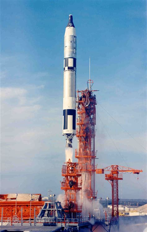 Space Rocket History #66 – Gemini VI & VII with Wally ...