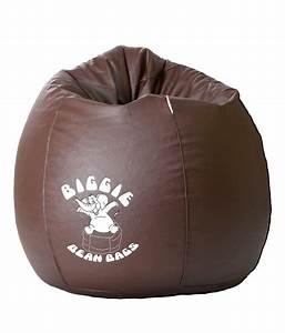 Bean, Bag, Cover, Xl, In, Brown