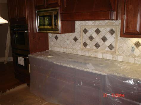 Kitchen Travertine Tile Backsplash Ideas