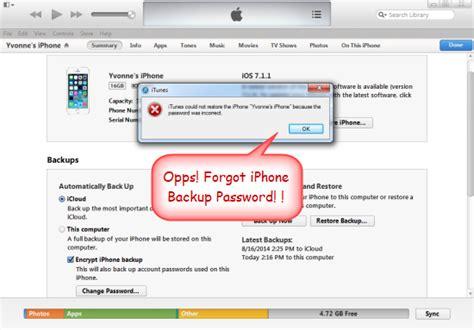 forgot iphone backup password vessel response plans biological terrorism definition
