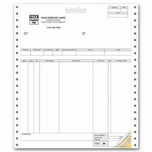 invoice paper free printable invoice With invoice printer price