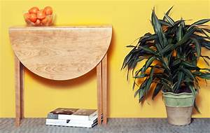 how to build a folding table simple diy woodworking project With table pour petit espace