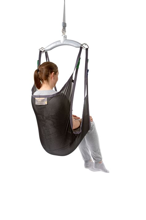 sit on it sling for leaving in place the patient